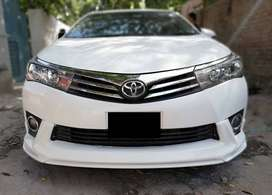 New Design Body Kits in FIber Material For Corolla 2015 to 2017
