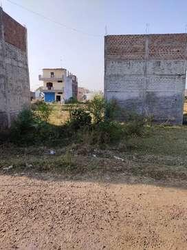 Urgent sale plot 600sqft in sagar city  bhanpur nagar nigam seema me