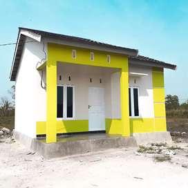 Rumah subsidi minimalis type 42