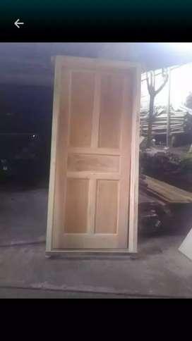 Set kusen dan pintu