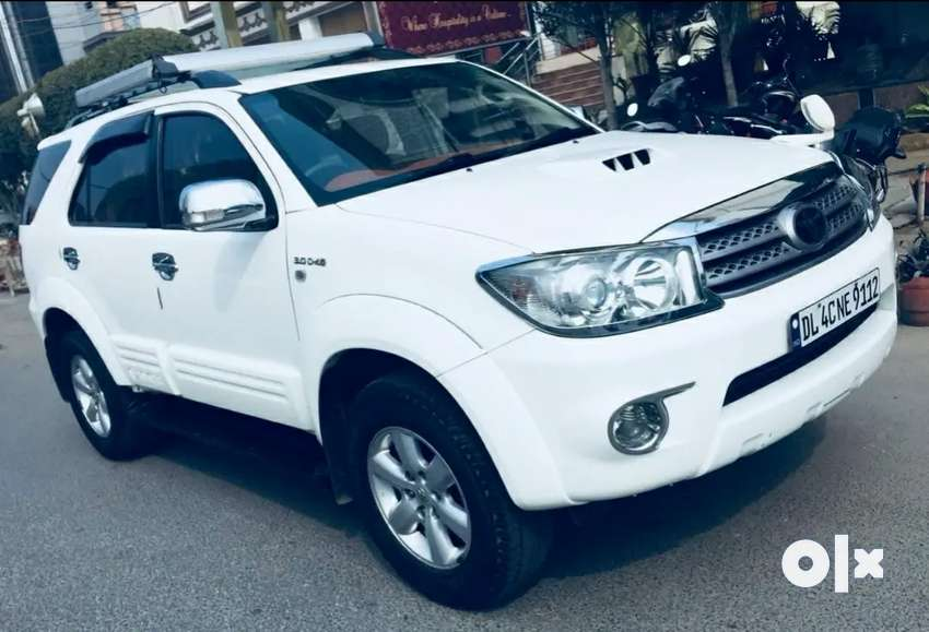 Toyota Fortuner 2011 Diesel Well Maintained 0