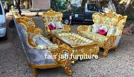Jual set sofa tamu bellagio. Rangka ready stock