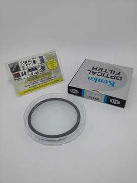 Uv filter kenko 37/40.5/43/49/52/55/58/62/67/72/77 mm