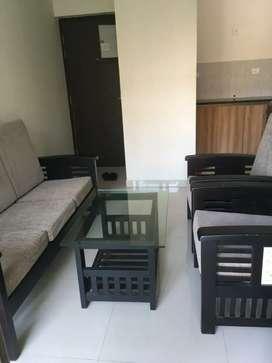 2bhk semifurnished flat in gated complex Bainganium Old Goa