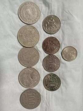 Uang logam lama