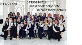 Trained Verified COOKS HELPERS DRIVERS MAID PAITENT CARE COOK Avalible