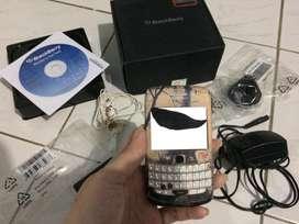 Dijual hp blackberry gemini white