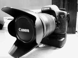 Canon 7d Dslr - hardly used superb Conditon!