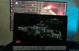 LEGO 21054 - Architecture The White House like new