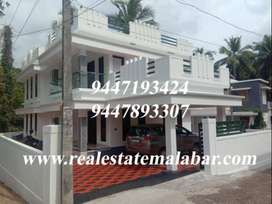 New houses near Chevayoor,Moozhikkal,Kovoor,NGO quarters