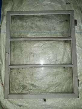 Wooden door for cupboard. Width: 22inch, Height: 29inch, Negotiable.