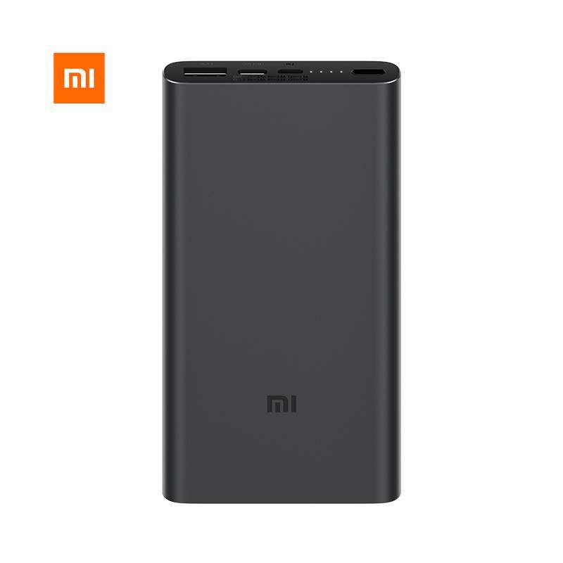 Xiaomi 10000mAh Mi Power Bank 3 USB-C 2-Way Quick Charge 3.0 0