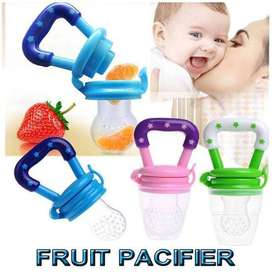 Baby Food Feeder Pacifiers for Teething Relief