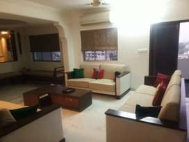 5 BHK fully furnished flat for sale
