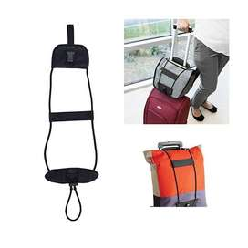 2019 Online Store Bag Bungee Strap Suitcase Easy to wash, liberate you