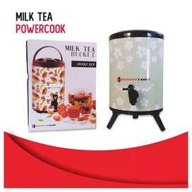 Milktea bucket/wadah air