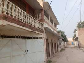Corner Plot :A0 Marlah double story house For sale on reasonable price