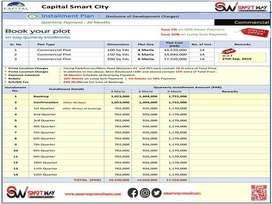 5marla commercial files available 4 discount rate n capital smart city