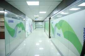 Best corporates furnished office space availble at Gulberg111 Lhr.