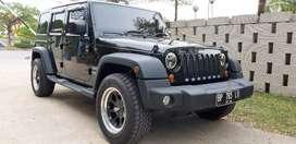 Jeep wrangler sport 3.6 ((khusus batam))