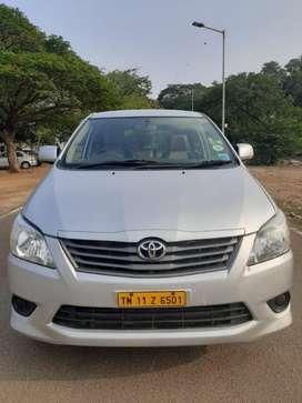 Toyota Innova 2.5 EV (Diesel) PS 7 Seater BS IV, 2012, Diesel