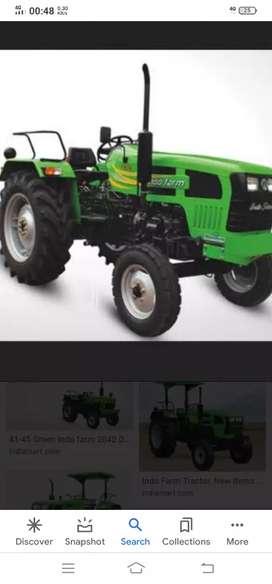 Koi bhi apna tractor kiraya par de sakte h 20000ka mahina