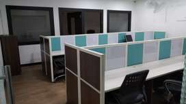 4 cabin 25 seats fully furnished IT office space for rent in sec 63