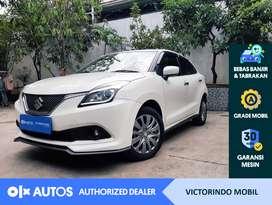[OLX Autos] Suzuki Baleno 2017 1.4 A/T Bensin Putih #Victorindo