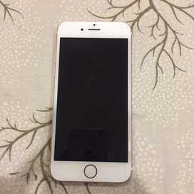 Iphone 6S 16 GB Rose Gold- Mint Condition - ₹13500