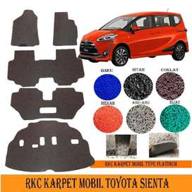 Karpet Mobil all new Rush,innova,Xpander,Pajero,hrv model Mie Full