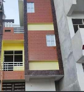 35 sq.yards Duplex house in NAUBASTA Bamba ,near Trimuriti apartment