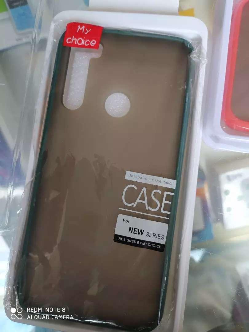 CASE XIAOMI redmi note 8 A skin feel soft case 0