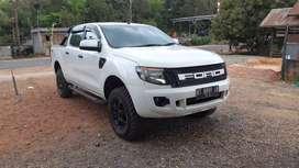Jual seadanya mobil FORD RANGER TYPE XLS TH.2012 warna putih