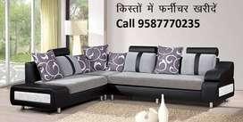 Friday Sale New Sofa set 8600,L shape sofa 14000 Finance available