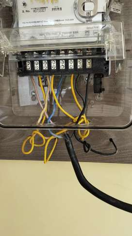 We Searching Electrician For Electric Meter work,
