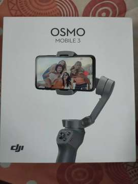 Osmo mobile 3 3axis glimbal sealed box