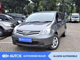 [OLX Autos] Nissan Grand Livina 2011 1.5SV A/T Bensin Abu-abu #Allison
