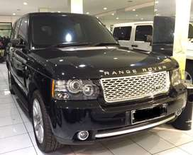 Range Rover Vogue Autobiography, Supercharged 4.2L 2009