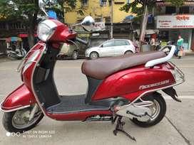 BIKE GALAXY.. Suzuki Access 125 1 st owner New condition.
