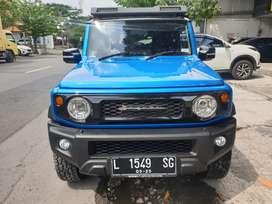 Suzuki Jimny 2020 4x4 AT warna Biru ( Bisa AT Bisa MT )