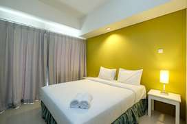 Furnished Studio Apartment @ Bogor Icon By Travelio
