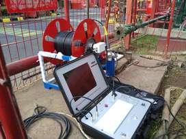 BoreHole Camera Inspection 200m