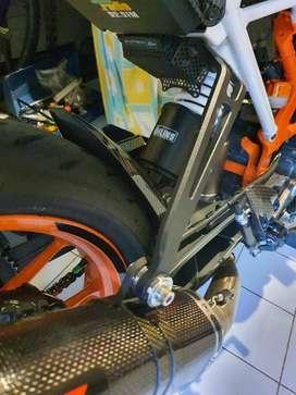 Jual KTM Duke 390 th 2018 Istimewa