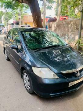 Honda City 2005 Well Maintained