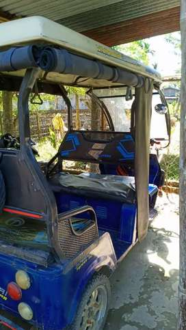Electric rikshaw