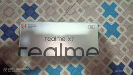 Realme x7,1 month,5g