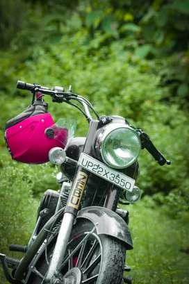 Changed bike splendr