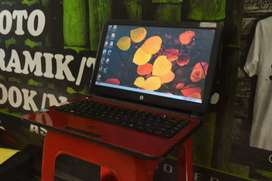 Laptop hp 14 slim core i3 sandy vga nvidia 1gb