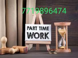 Frew launch part time job online work from home own mobile