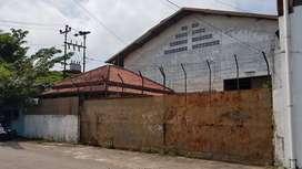 Gudang dgn Tanah Luas 8.890 m2 daerah Grogol, Solo Baru, Sukoharjo